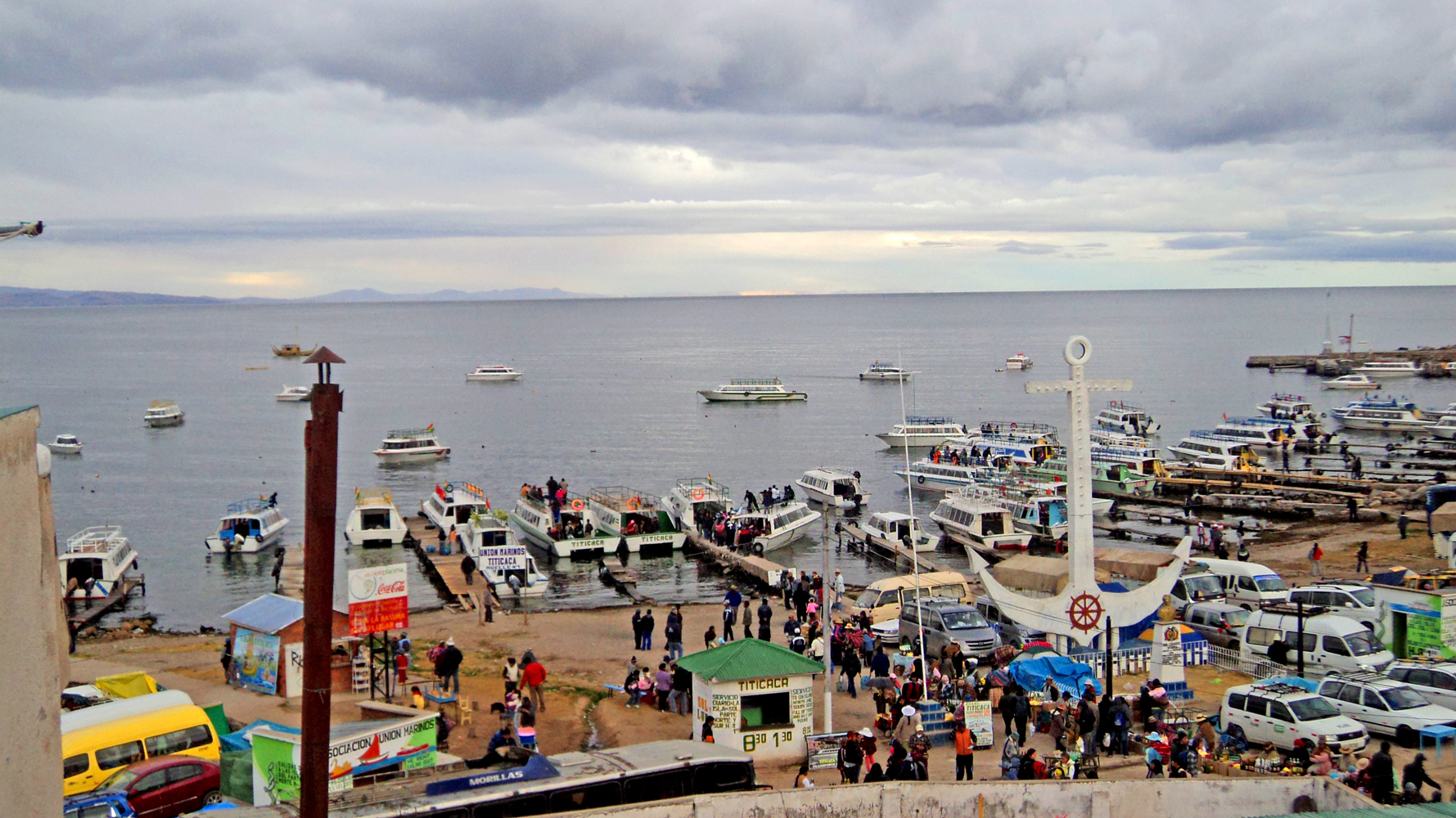Porto de Copacabana