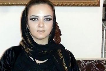 Bruna Andrade Iraque