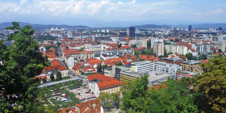 Castelo Liubliana
