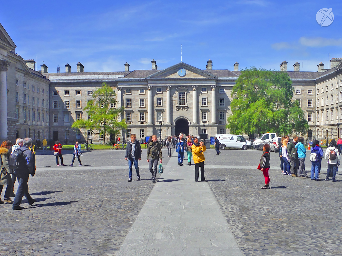 Trinity College Old Library (2)