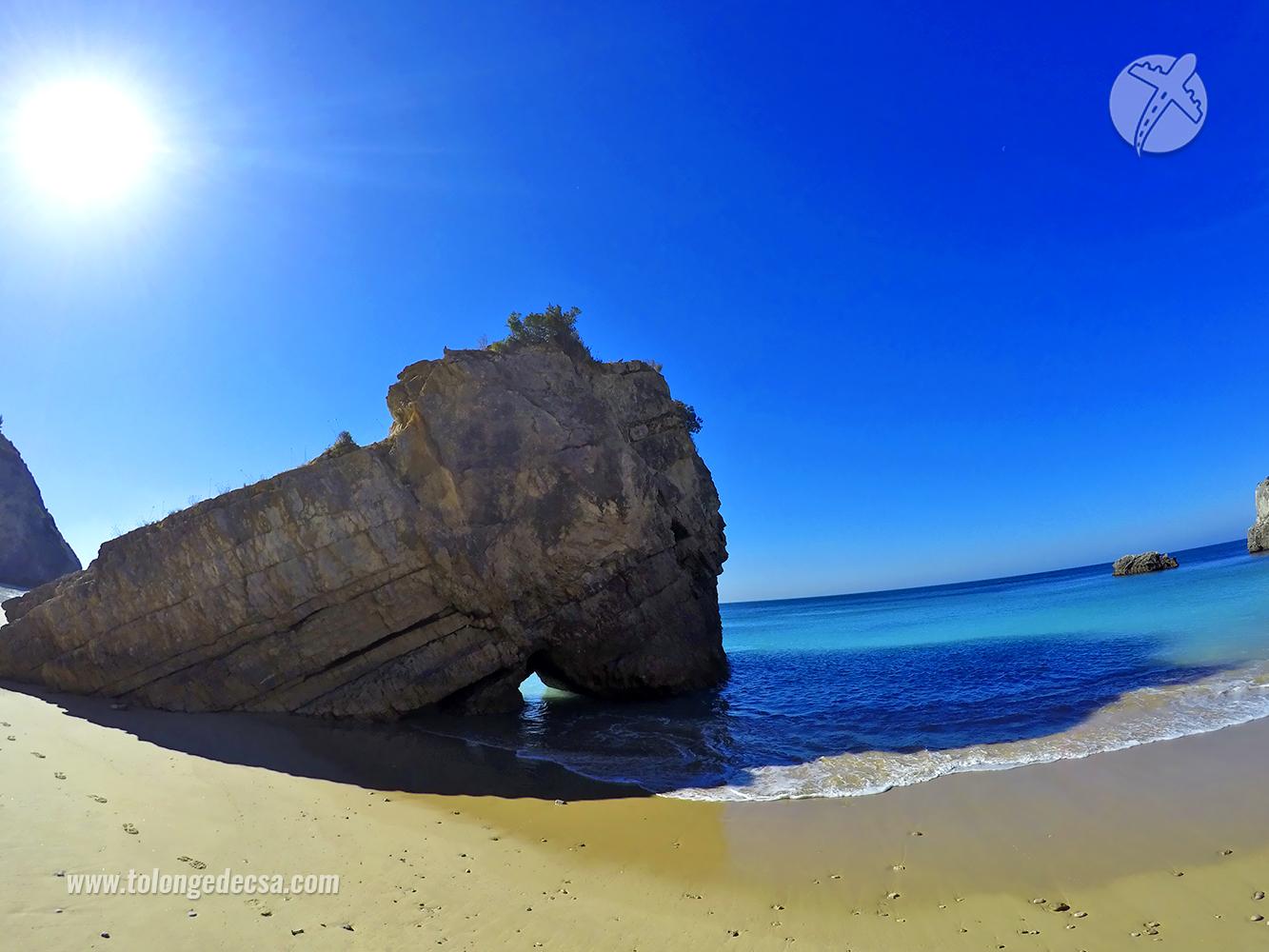 Praia Ribeira do Cavalo