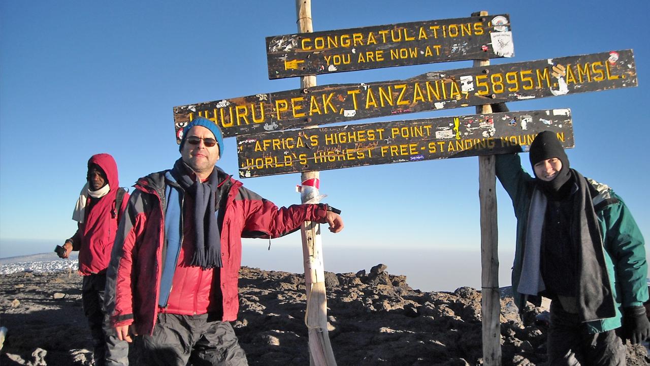 Escalar o Kilimanjaro (1)