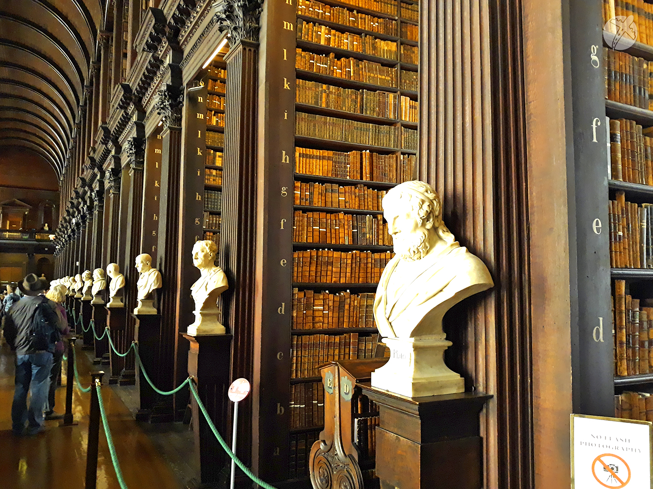 Trinity College Old Library